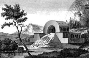 Ledoux's Inspector's House